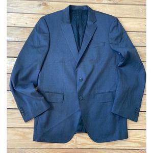 New HUGO BOSS Super 120 2 Button Up Suit Jacket 40